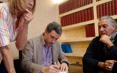 20 ottobre: Costituzione Pitartima e verifica del progetto in Regione