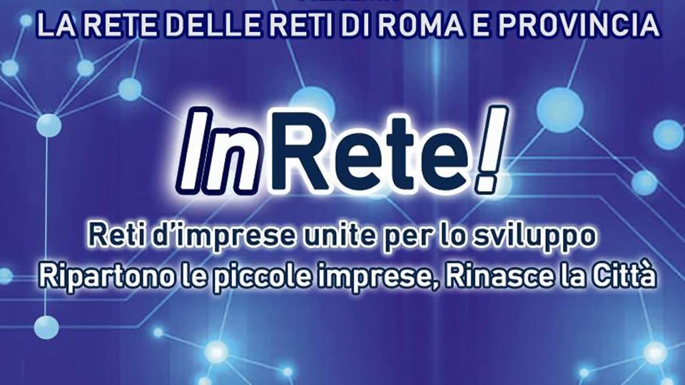 """Presentazione dell'Associazione """"InRete"""" presso la CNA di Roma"""