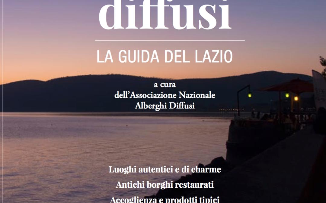 Pubblicata la Guida agli Alberghi Diffusi del Lazio!