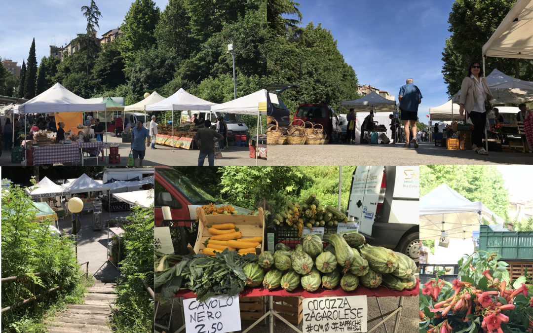 Mercato contadino di Zagarolo su economiacircolare.com