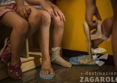DESTINAZIONE ZAGAROLO - ASILO - PIEDI FELICI BIMBI