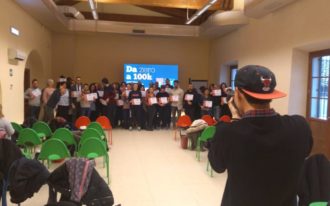 Report dell'incontro del 31 Gennaio – Storytelling & Storyselling