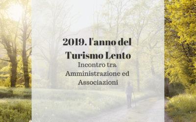 Turismo Lento: il punto del 2019 a Zagarolo