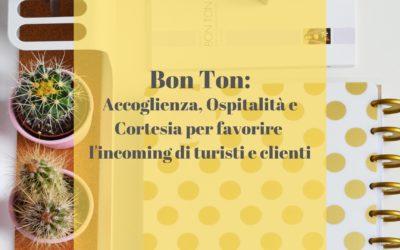 Pitartima Academy: Accoglienza e Bon Ton!
