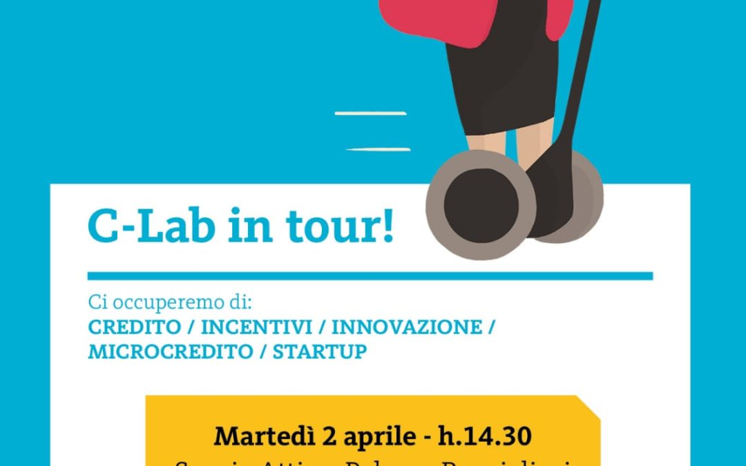C-Lab in Tour il laboratorio imprenditoriale di Coopfidi e CNA!