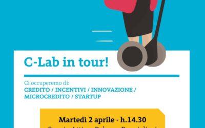 C-Lab in Tour il laboratorio imprenditoriale di Coopfidi e CNA!