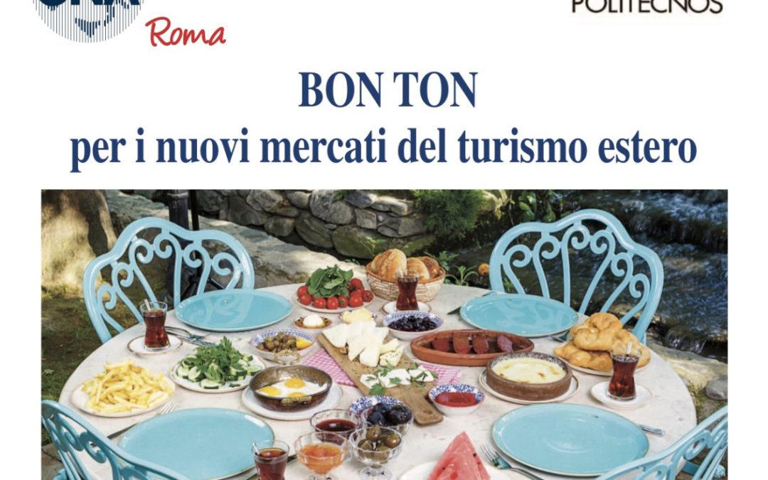 Bon Ton: per i nuovi mercati del turismo estero