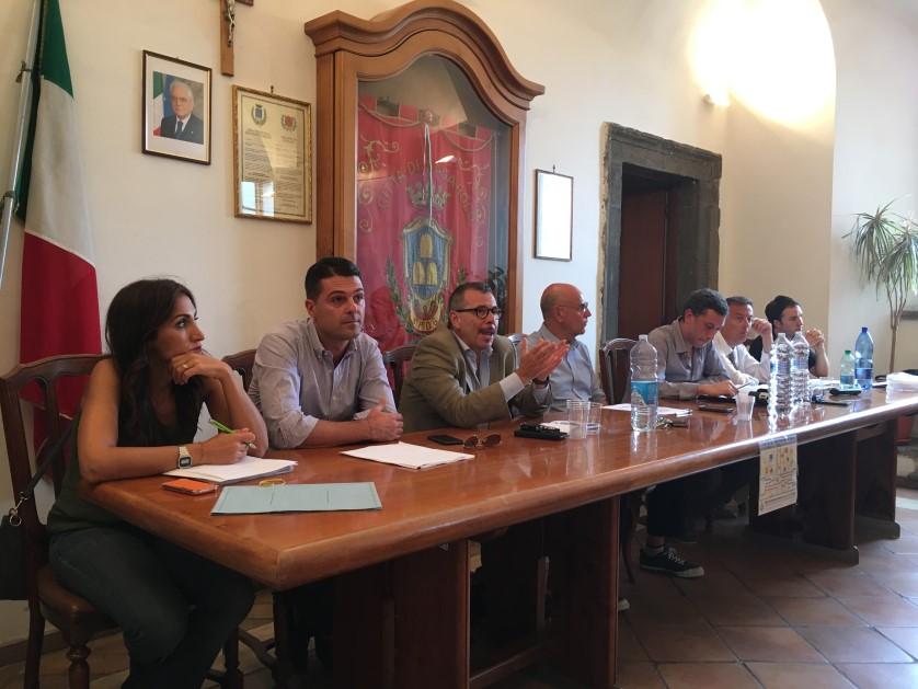 Rete d'Imprese Zagarolo: proposta progettuale presentata all'incontro del 5 Settembre 2016
